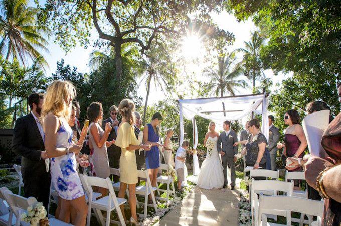 The Wedding Guru: Fitzroy Island   Great Destination Weddings