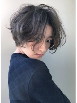 【ショートボブ】2017 秋冬 人気!大人かわいい髪型・ヘアスタイルカタログ♡ - NAVER まとめ