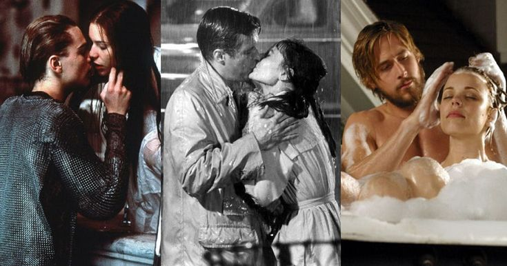 50 most romantic movies of all times..