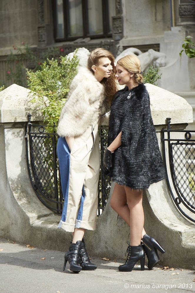 Girls, furs&secrets. <3