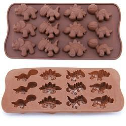 1Pcs Different Dinosaur silicone Mold