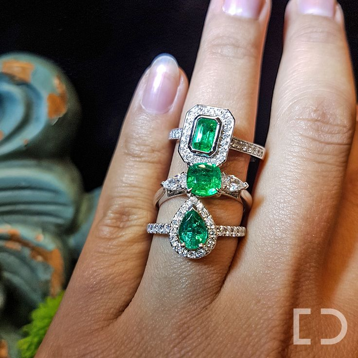  An Ancient Past   The ancient Greeks loved emeralds. In fact, sources say that they used to wear them to gain blessings from the goddess of love, Aphrodite. Come and see our incredible collection today. #DuffsJewellers #Emeralds #BirthstoneofMay