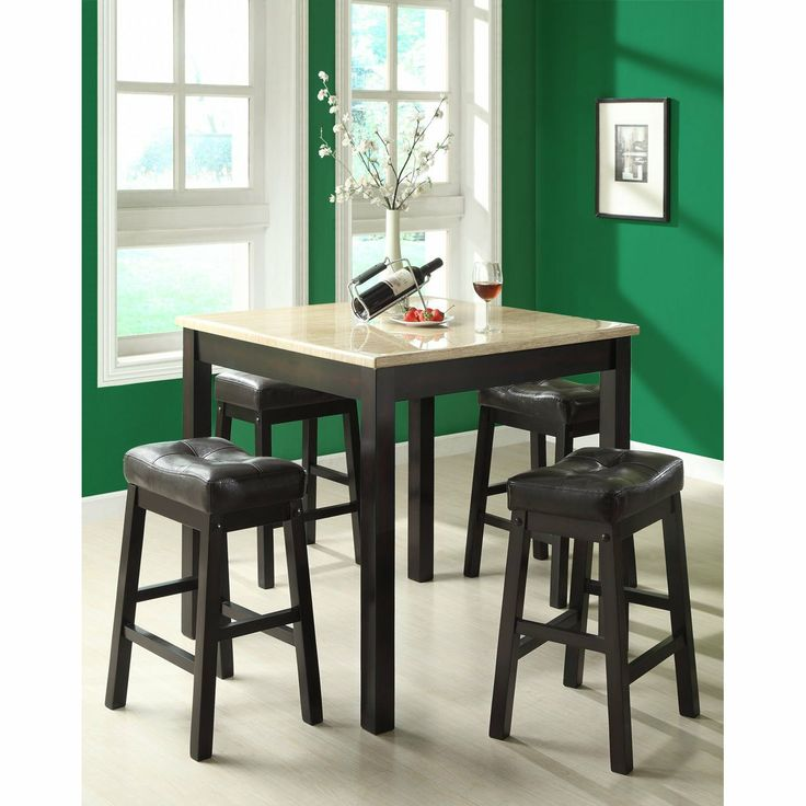 29 Best Counter Dining Table Set Images On Pinterest