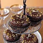 New Year's Cupcakes Recipe | MyRecipes.com