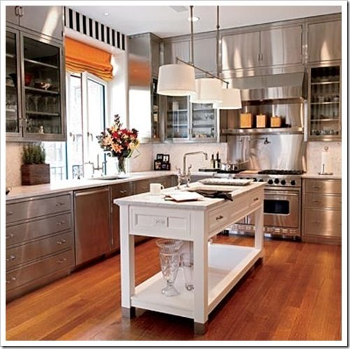 Kitchen on Pinterest  Stove, Antique white kitchens and Cabinets