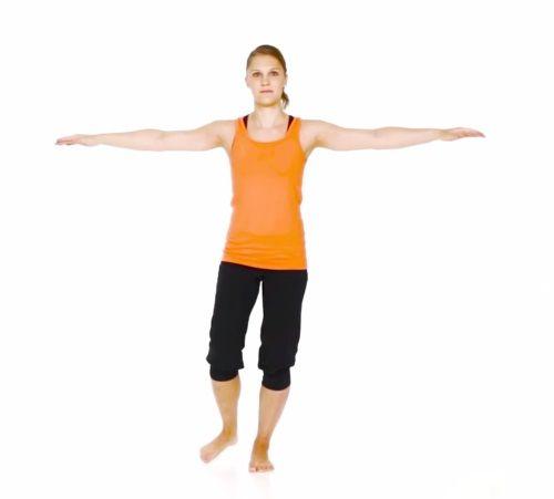 Hyvä tasapaino aktivoi lihaksia ja ehkäisee kaatumista.