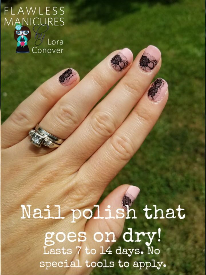 Color Street Is 100 Nail Polish Strips No Dry Time Clipping Or