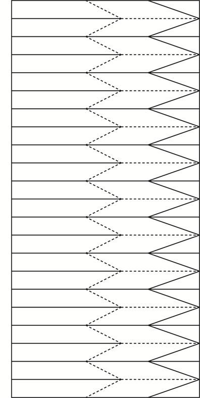 Трансформация плоскости в рельеф