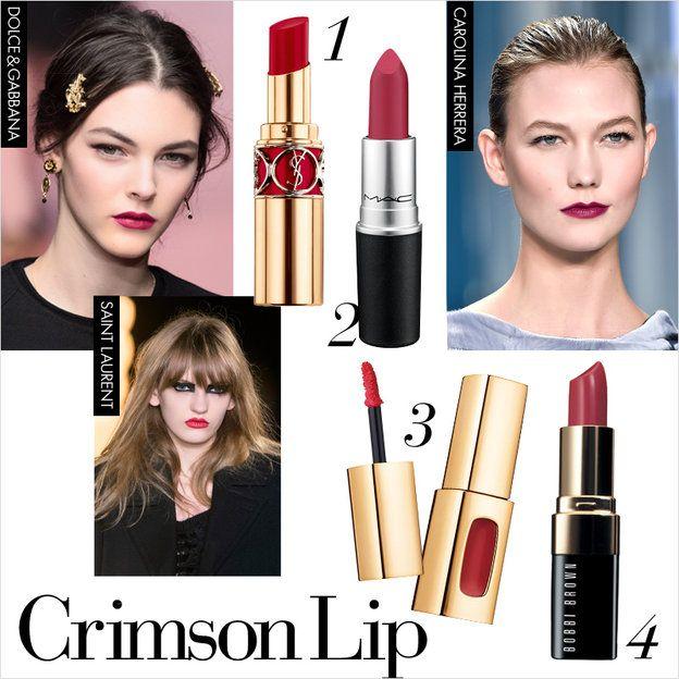 Crimson Lip
