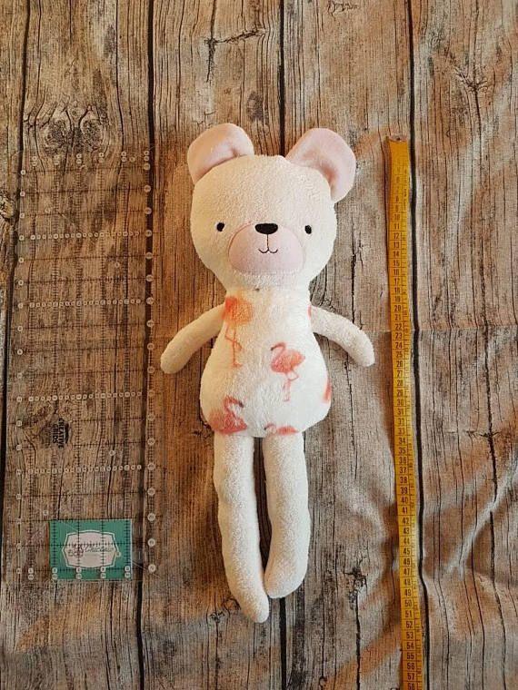 Summer super soft teddy bear