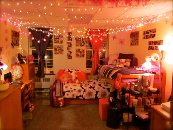 Dorm Room Lighting   # Pin++ for Pinterest #