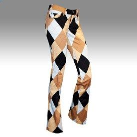 Loudmouth Golf Pants - Womens BarGuile Mega at InTheHoleGolf.com