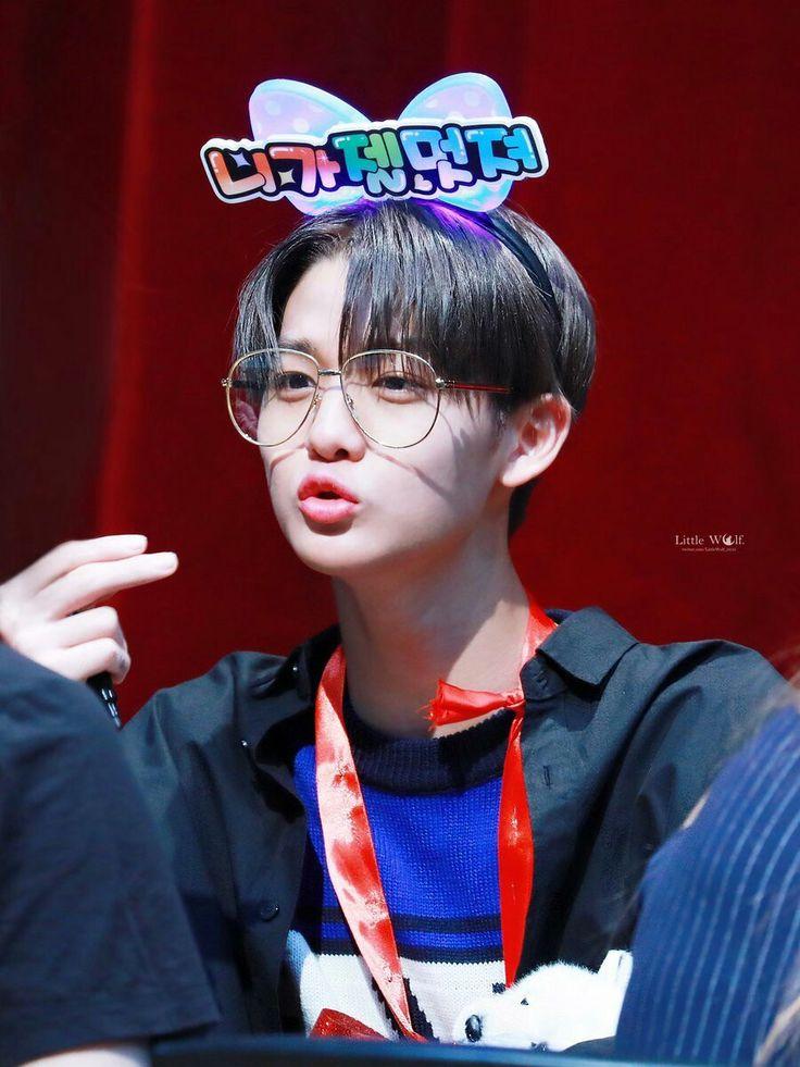 #WannaOne #BaeJinyoung #Fansign #171119 #NothingWithoutYou