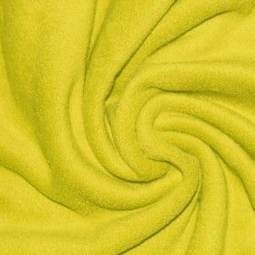 Polar Fleece Gelb