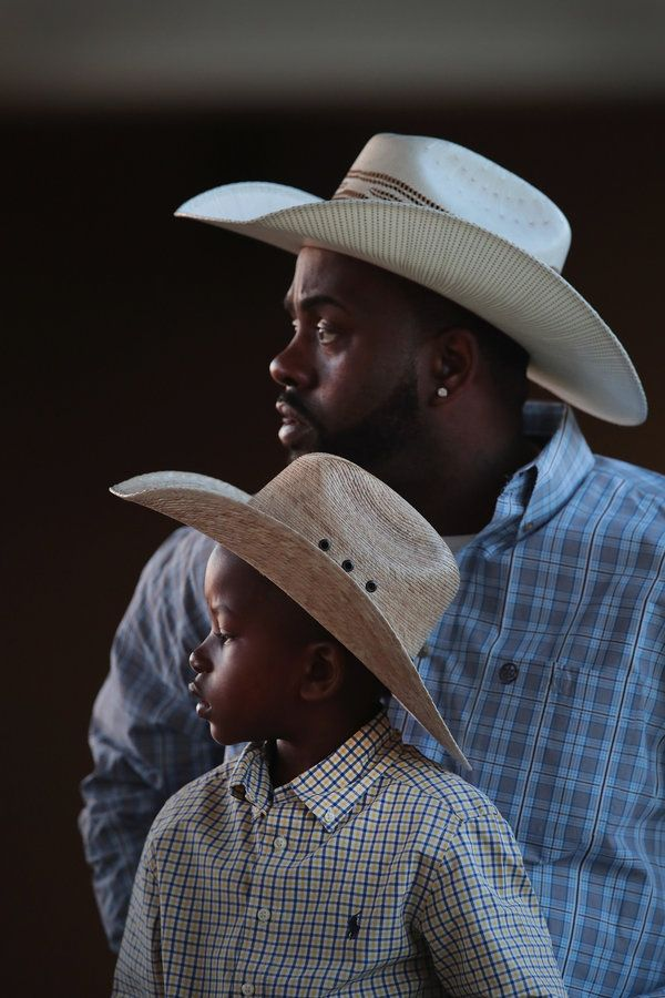 Striking Photos Go Inside America's Only Touring Black Rodeo Competition