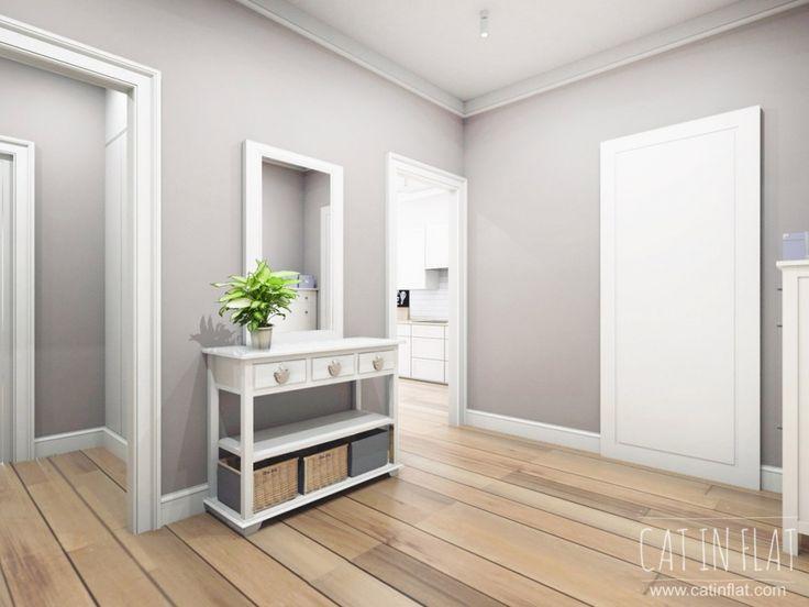Квартира для молодой семьи от студии CatInFlat - Дизайн интерьеров   Идеи вашего дома   Lodgers