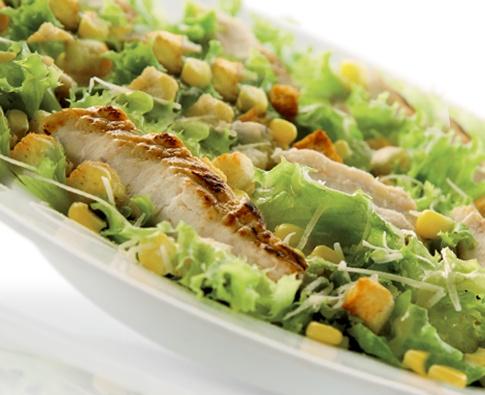 caesar's salad   Goody's