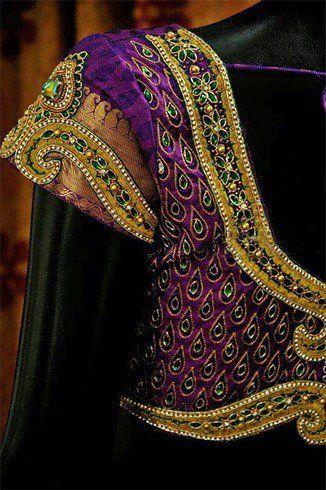Aari work for blouse