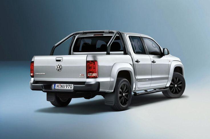 Volkswagen Amarok Dark Label 09.9.2013 #ValleyMotorsVW