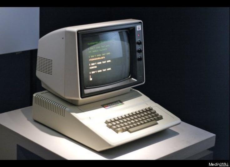 Apple II (1977)