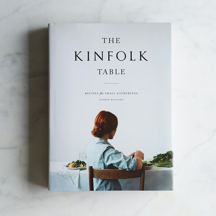 The Kinfolk Table, Signed Copy on Food52