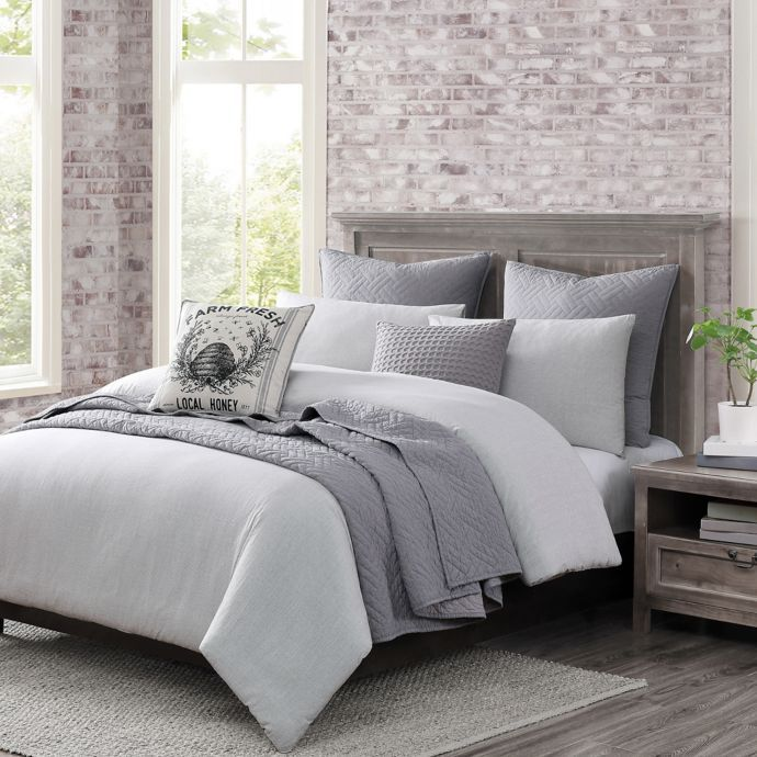 Bridge Street Logan Comforter Set Bed Bath Beyond Comforter