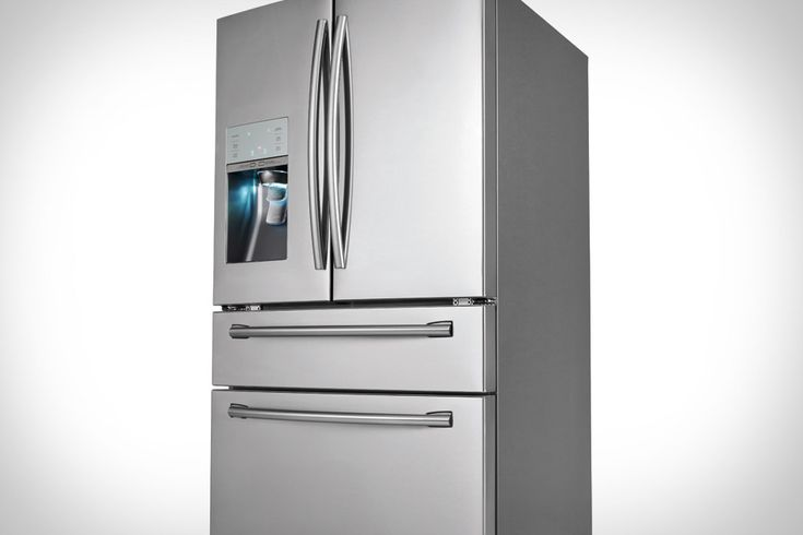 Refrigerator with Carbonated Water dispenser