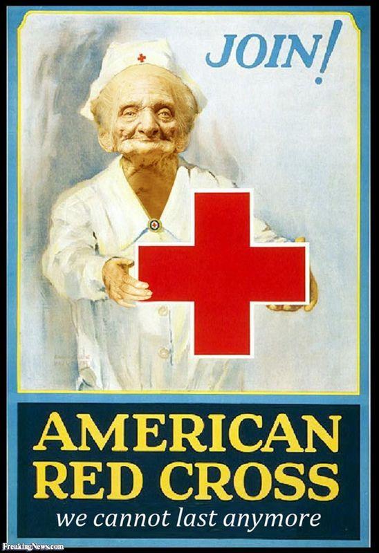 I'm a Poor Old Nurse ! - La Seringue Atomique !