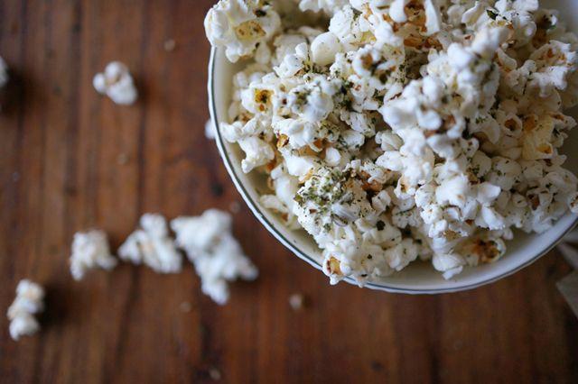 Furikake Popcorn