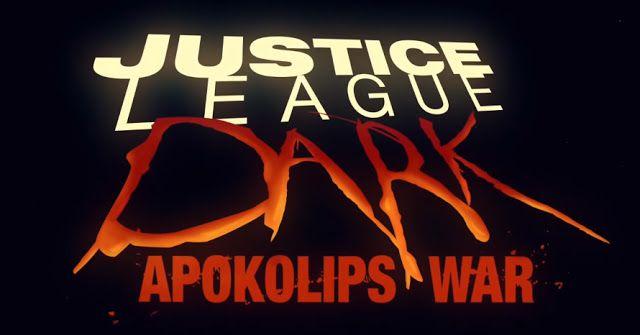Factoryreject Justice League Dark Apokolips War A Fitting End Justice League Dark Justice League Tony Todd