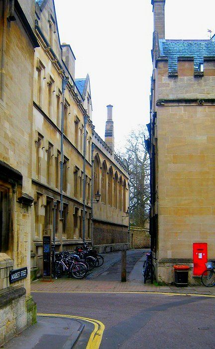 regents park college oxford essay competition