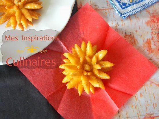 Griwech fleur de tournesol {Samira TV}