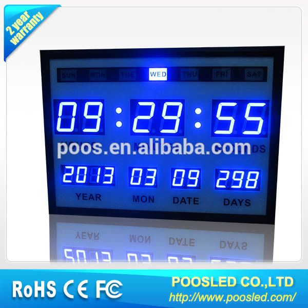 365 days countdown timer led board #12_Days, #countdown