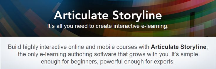 E-learning authoring software - a full-blown commercial version, not cheap.