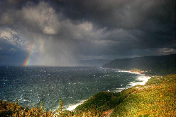Cape Breton Island - Skyfall