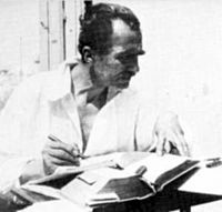 """""""You have your colors. You have your brushes. Paint paradise and then in you go."""" — Nikos Kazantzakis (1883-1957)"""