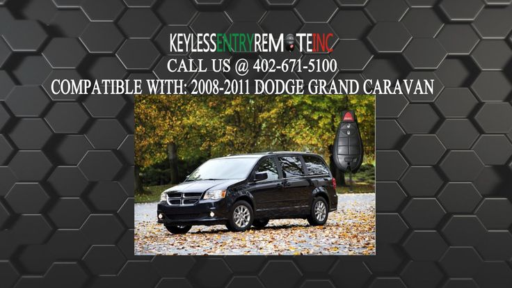 166 best dodge caravan images on pinterest related reviews dodge caravan dodge caravan key fob battery how to replace dodge grand caravan key fob battery 2008 2009 2010 2011 from marana 85658 az fandeluxe Image collections