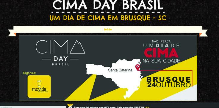 #site #concluído #autodidata #love #brasil #cimaday