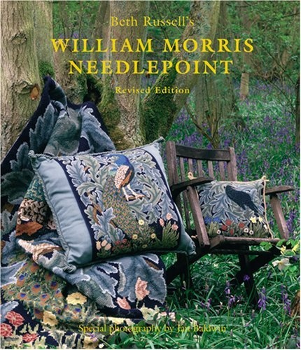 Beth Russell's William Morris Needlepoint by Beth Russell, http://www.amazon.co.uk/dp/0955456304/ref=cm_sw_r_pi_dp_ap4Urb0F3EPXG