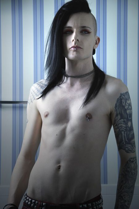 from Kyler gay gothic guys