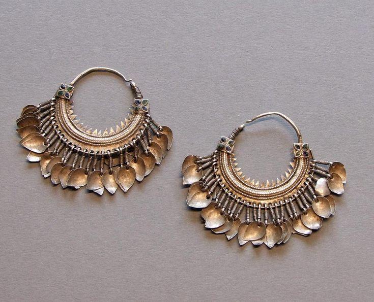 Michael Beste, Noahs Ark, Asian Art, Ornaments, Ethnographica and Textiles |   Earrings , O-047