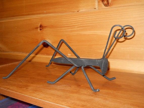 Railroad Spike Cricket FREE SHIPPING by HastingsPewter on Etsy, $20.00