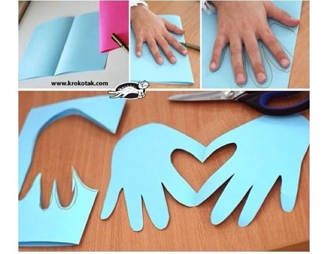 Doing this valentines DIY craft this year. going to do it in many different colors and hang it all around my room!!!   :)