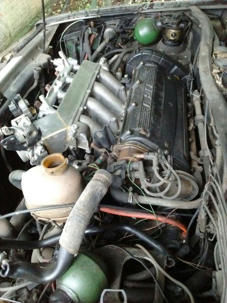 Engine Citroën BX 1.9 16 v