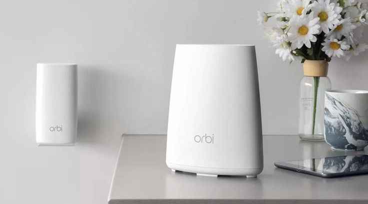 Netgear Launch The New Orbi: A Multi-unit Router System