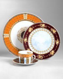#Bernardaud Grand Versailes - Bernardaud china embodies one of the most innovative spirits among French & 60 best Dinnerware images on Pinterest   Dinner ware Dinnerware and ...