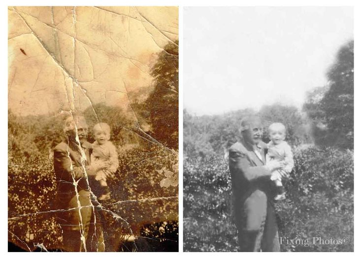 We #repair stained, spotted, torn, cracked, bleached and faded #photos. Take a look at some of our #photo #restoration work. --> http://www.fixingphotos.com/PhotoRestorationImages.html