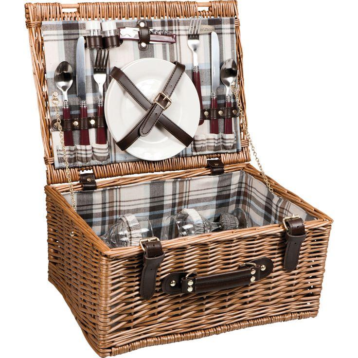 Picnic Time Bristol Picnic Basket Set