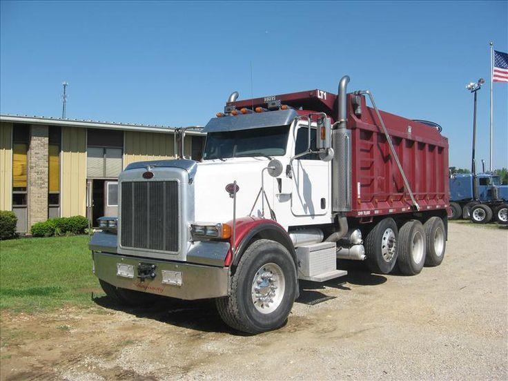 peterbilt tri axle dump for sale | ... PETERBILT TRI AXLE DUMP TRUCK FOR SALE. PETERBILT DUMP TRUCK FOR SALE