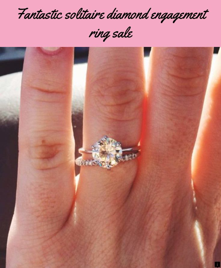 Look At The Webpage To Read More On Solitaire Diamond Engagement Ring Sale Cli Engagement Rings Sale Engagement Ring Designs Unique Hottest Engagement Rings